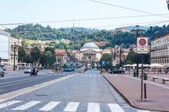 Plaza Vittorio Veneto Imagen de archivo