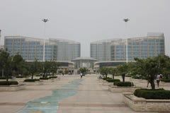 The plaza Royalty Free Stock Image