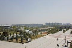 Plazaen Fotografering för Bildbyråer