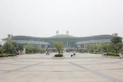 Plazaen Royaltyfria Foton