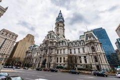 plaze di paine di thomas in città concentrare dur di Philadelphia, Pensilvania Immagine Stock Libera da Diritti