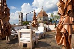 plazza Del Duomo 图库摄影