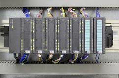 PLC industrial