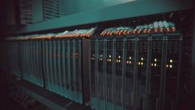 PLC Programmable logic controller box. Steadicam shot