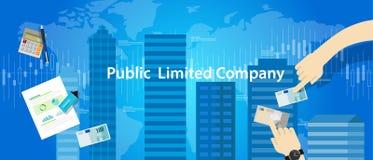 PLC Public Limited company Stock Photos