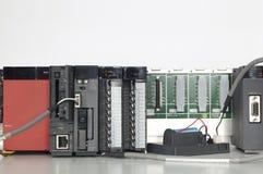 Plc unit Stock Image