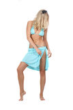 plciowa bikini kobieta Fotografia Royalty Free