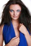 plciowy dziewczyna portret zdjęcia stock