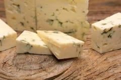 Pleśniowy błękitny ser Zdjęcie Stock