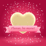 Please be mine! Stock Images