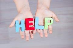 Please help Stock Image