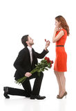 Please, Marry Me! Royalty Free Stock Images