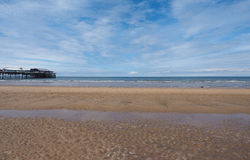 Pleasure Beach in Blackpool Stock Photo