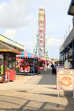 Pleasure beach, Skegness. Stock Photography