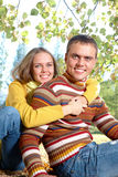 Pleasure of being together Stock Photo