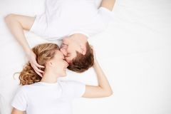 Pleasure of being together Royalty Free Stock Image