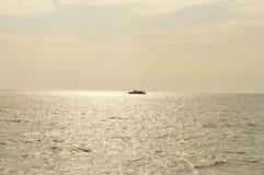 Pleasure boat Stock Photography