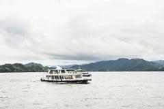 Pleasure-boat Royalty Free Stock Photos