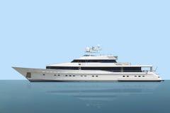 Pleasure-boat Stock Image