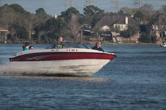 Pleasure boating Stock Photography