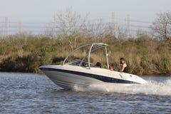 Pleasure Boating Royalty Free Stock Image