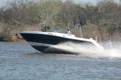 Pleasure Boating Stock Photo