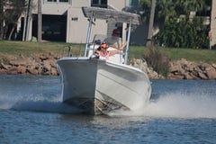 Pleasure Boating Stock Photography
