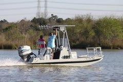 Pleasure Boating Royalty Free Stock Photo