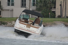 Pleasure Boating Royalty Free Stock Photos