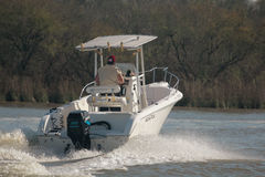 Pleasure Boating Stock Images