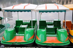 Pleasure Boats Stock Photos
