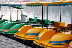 Pleasure Boats Stock Photography
