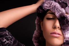 Fashion Portrait Royalty Free Stock Image