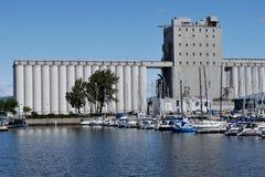 Pleasure and Industry, Quebec City, Canada Stock Photos
