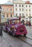 A pleasure train Royalty Free Stock Photography