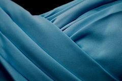 Pleated Dress Bodice Royalty Free Stock Images