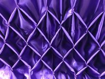 Pleated fabric Royalty Free Stock Images