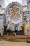 Plebania Catania katedra Fotografia Royalty Free