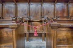 Plebania kościół Zdjęcie Royalty Free
