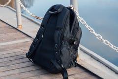 Plecak dla podróży Obrazy Stock