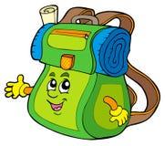 plecak kreskówka Zdjęcia Stock