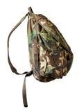 plecaka wojskowy obrazy stock