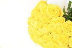 Plechtig boeket van bloemen voor mooie dames, bos van rozen stock afbeelding