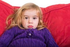 Plechtig mooi jong meisje Royalty-vrije Stock Fotografie