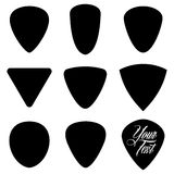 Plectrum pick  Stock Image