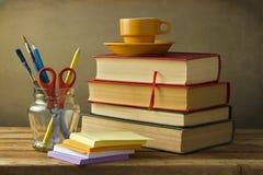 Plecy szkolny pojęcie Obraz Stock
