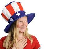 Free Pledge Of Allegiance Royalty Free Stock Photo - 2440925