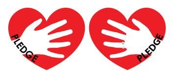 Free Pledge Of Love Illustration Stock Images - 34881234