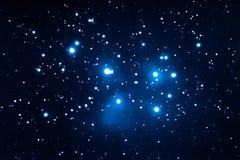 Pleiades Στοκ Εικόνες
