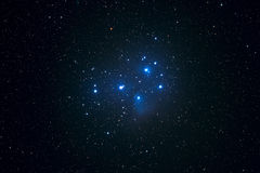 Pleiades Royalty Free Stock Image